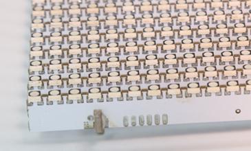 LED透明屏生产工艺种类划分