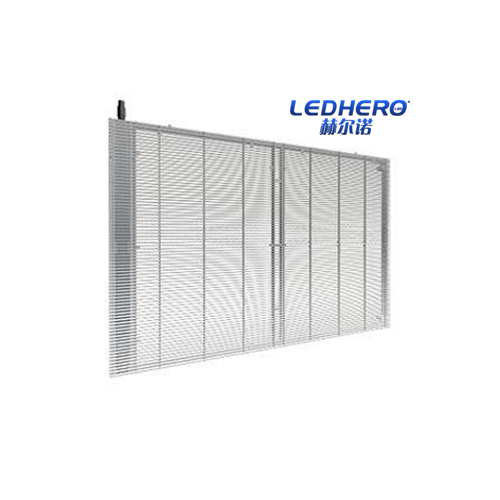TW幕墙系列LED透明屏